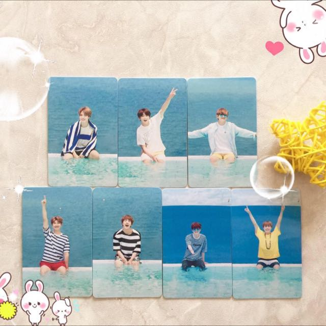 BTS Summer Package Duplicate Photocard