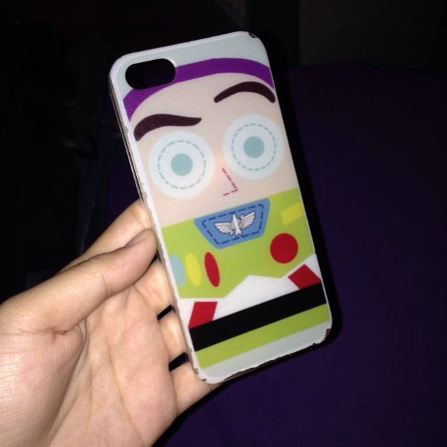 Buzz Lightyear 5/5s Hard Case