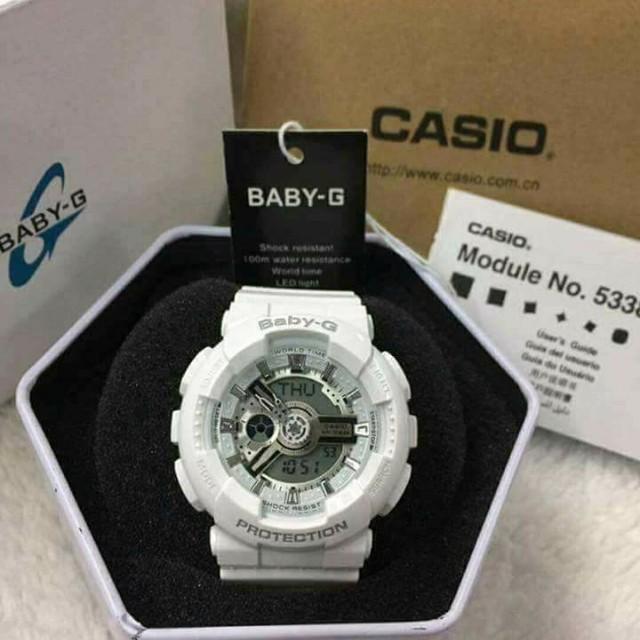 Casio Baby G and G shock