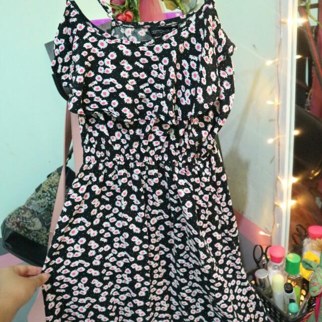 Catton on dress
