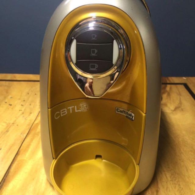 CBTL™ COFFEE CAPSULE MACHINE