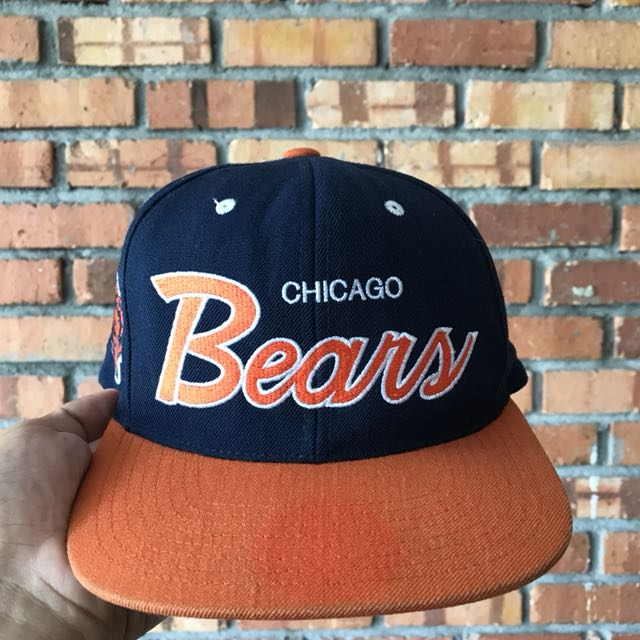 best loved 92079 8ec12 Chicago bears mitchell & ness