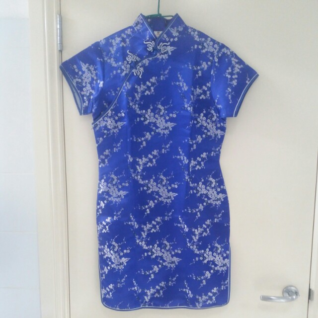 Chinese Dress Qi Pao