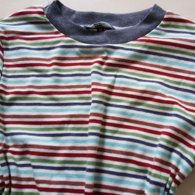 Colourful Stripes Jumper Long Sleeve #MidNovember50