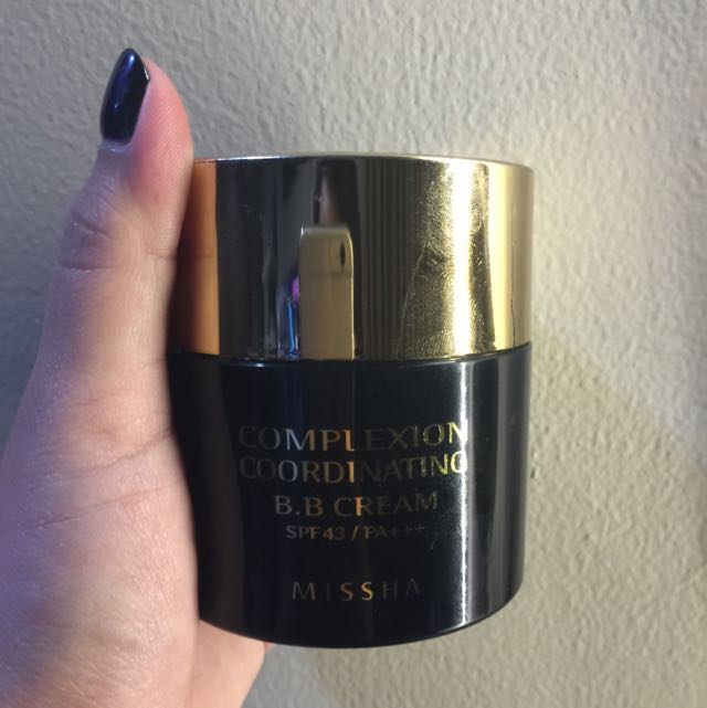 Complexion Coordinating BB Cream By Mischa