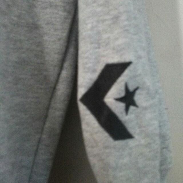 CONVERSE Original Basic Sweater Size L