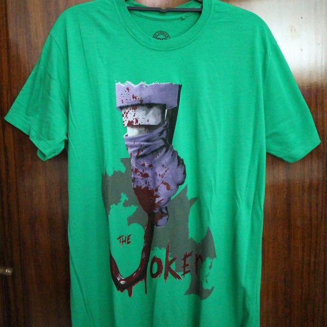 DC JOKER T-SHIRT