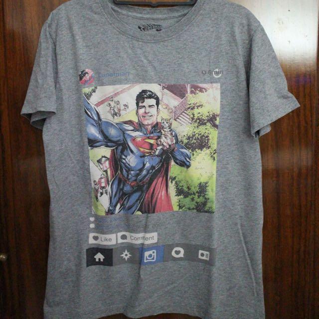 DC SUPERMAN T-SHIRT