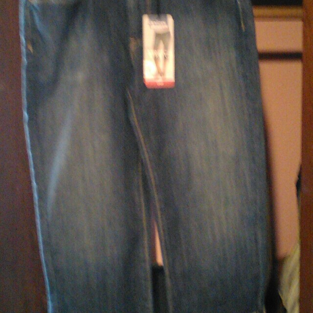 Denizen Levi's crop stretch jeans