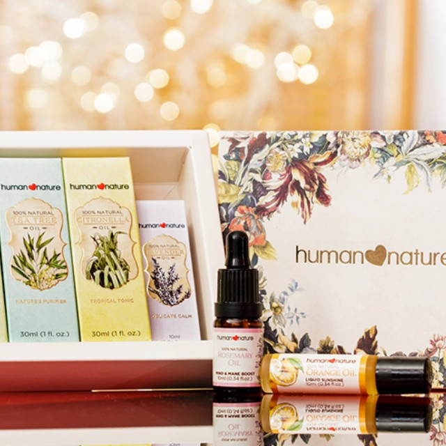 Essential Oils by Human Nature