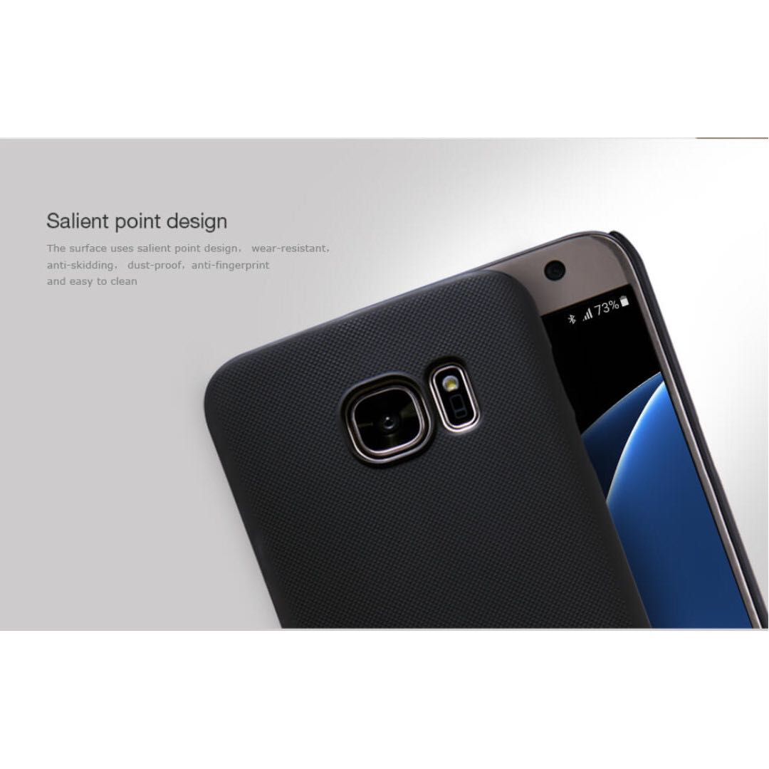 Galaxy S7 and S7 Edge Nillkin Case