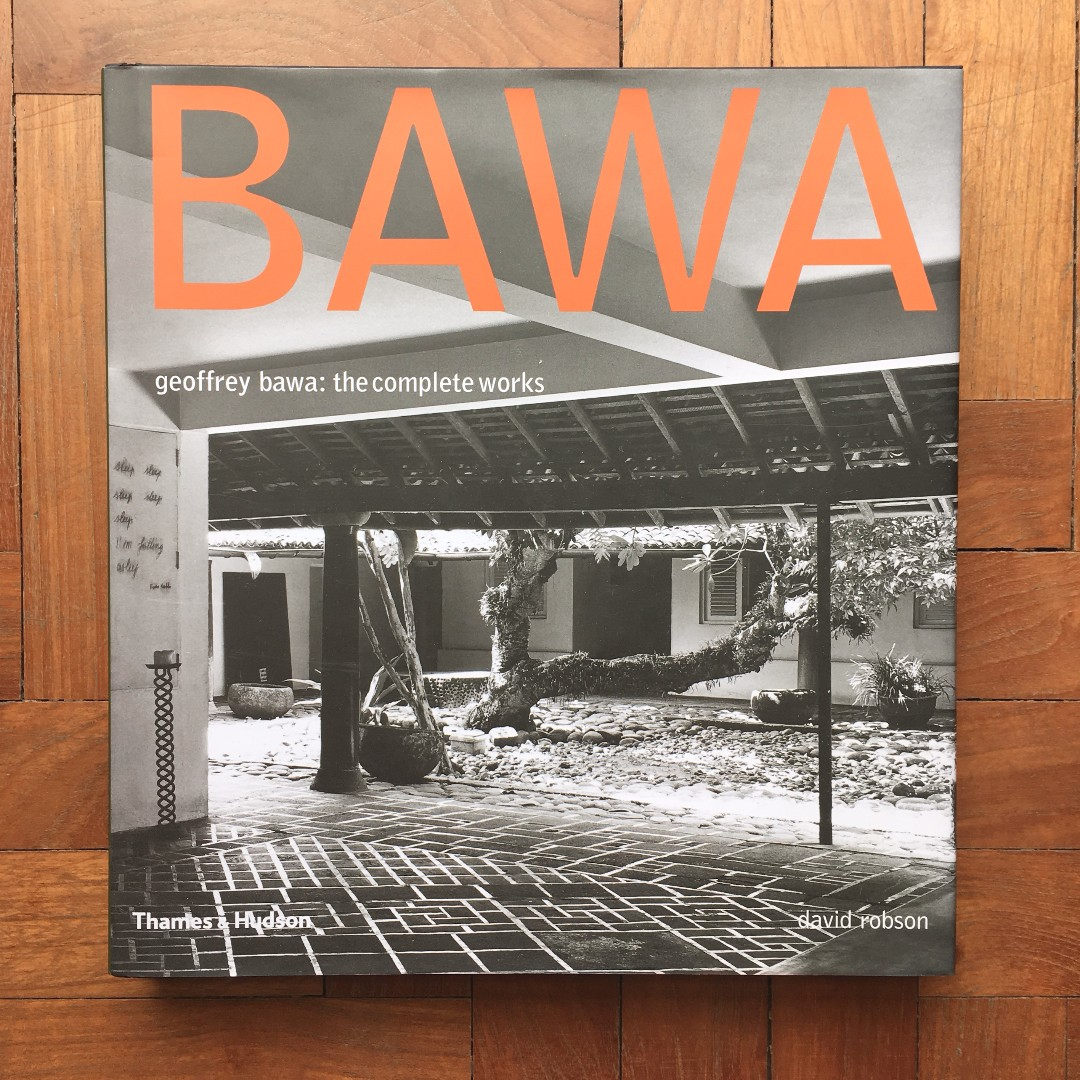 Geoffrey Bawa: The Complete Works, Books & Stationery, Fiction on Carousell