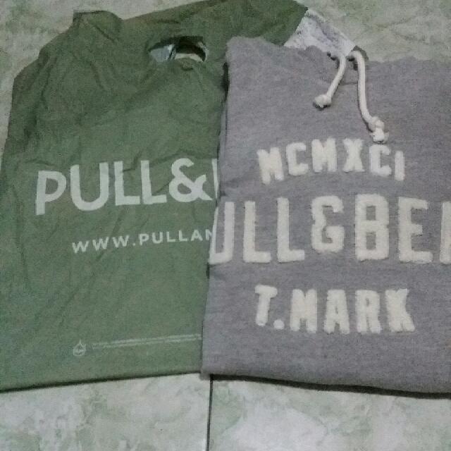 Hoodie Pull&Bear T.Mark