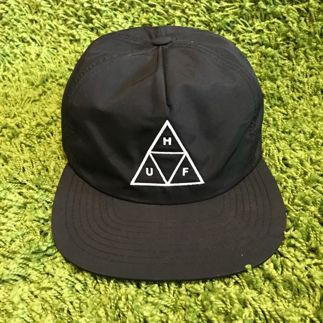 HUF TRIPLE TRIANGLE SNAPBACK CAP 棒球帽 #幫你省運費