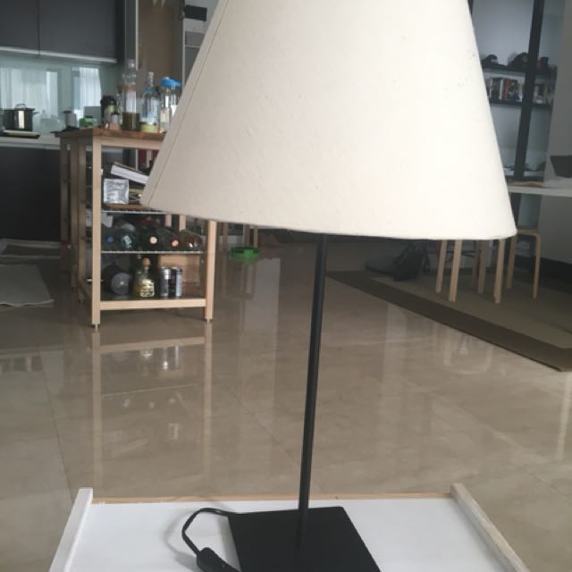Ikea Lampshade Base Hemma Table Olsta And Lamp 34ALjR5