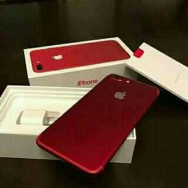 IPhone 7 plus, 256