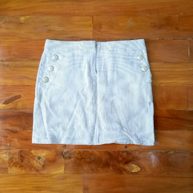 J. Crew Fitted Skirt