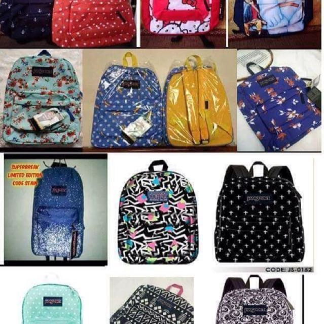 Jansport-Authentic from Bataan Philippines