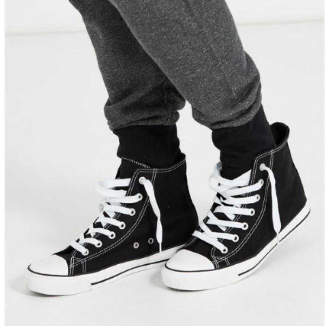 Jemma Hitop Sneaker RUBI SHOES