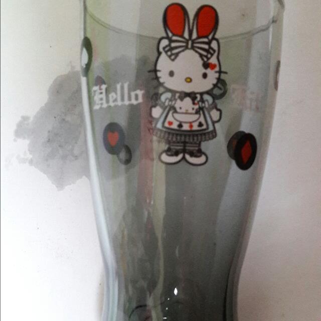 kitty玻璃杯#好物任你換
