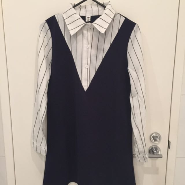 Korean One piece dress