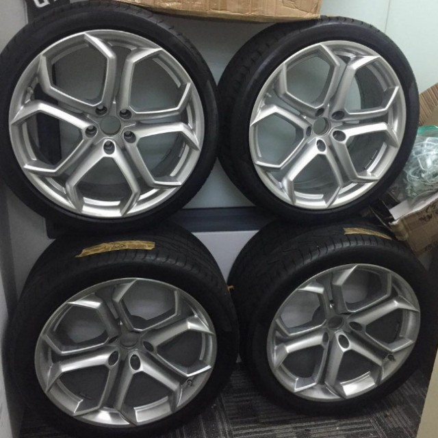 Lamborghini Lp700 Rims Car Accessories On Carousell