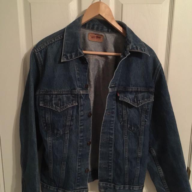 Levi's Classic Wash Denim Jacket