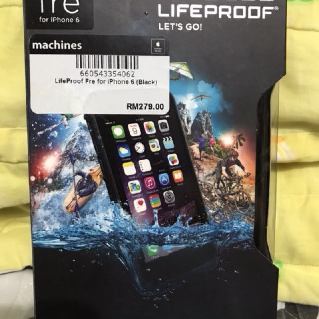Lifeproof ip6/6s
