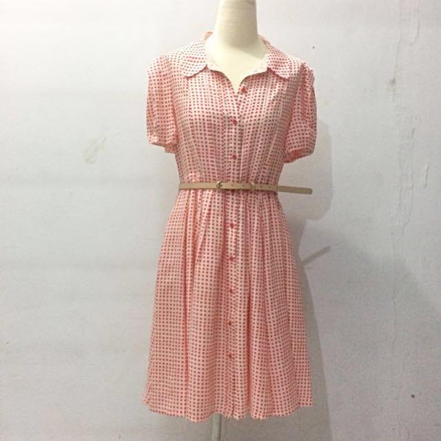 Lily Vintage Retro Dress