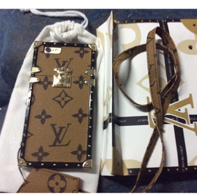 LV inspired trunk case(ip6)