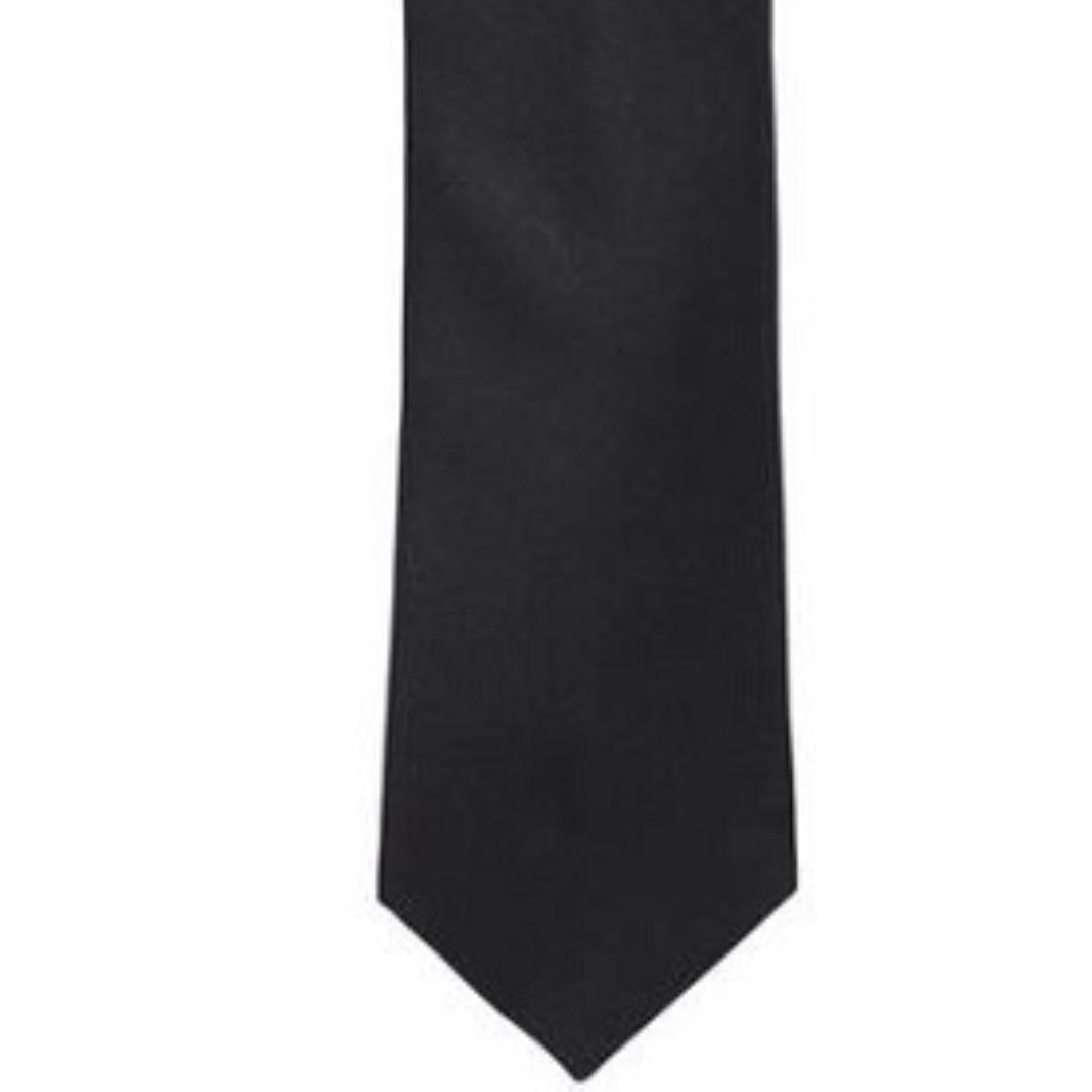 0cfb612e3c54 Michael Kors Men Slim Sapphire Solid Tie, Men's Fashion, Accessories ...