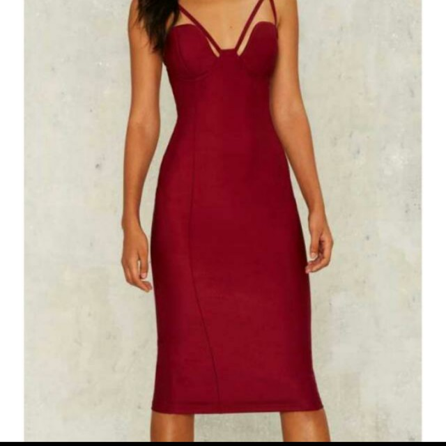 Nasty Gal Sexy BodyCon Dress