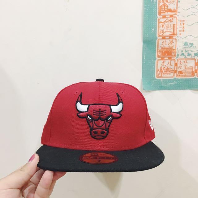 NBA Chicago Bulls 芝加哥公牛隊 棒球帽