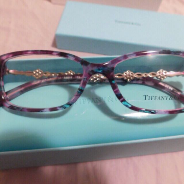 New Tiffany & co eyeglasses