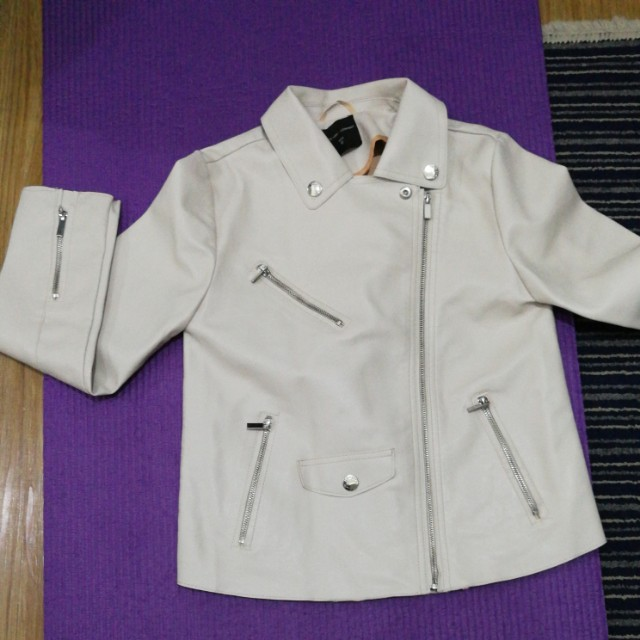 New York Company Soft faux leather  jacket coat
