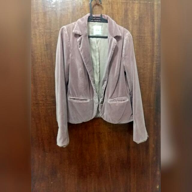 Old Navy Soft Fabric Blazer