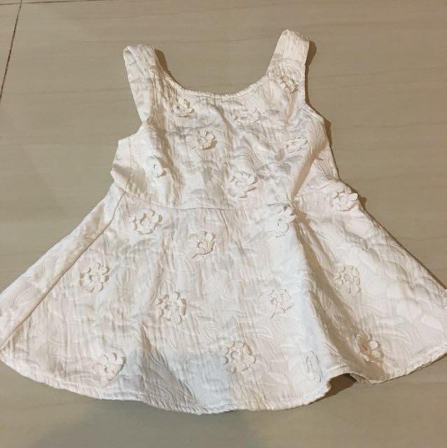 ORIGINAL GINGERSNAPS DRESS TINY 6