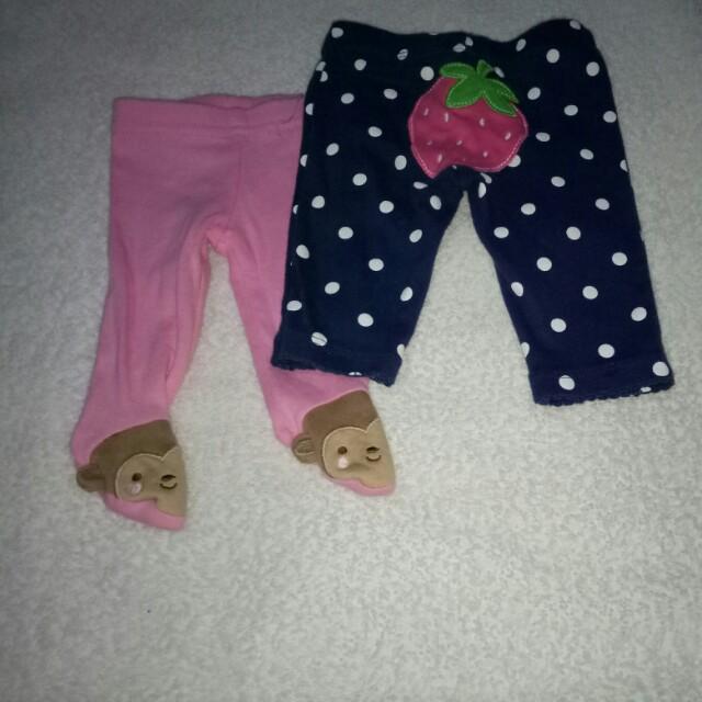 pajama and leggings bunddle
