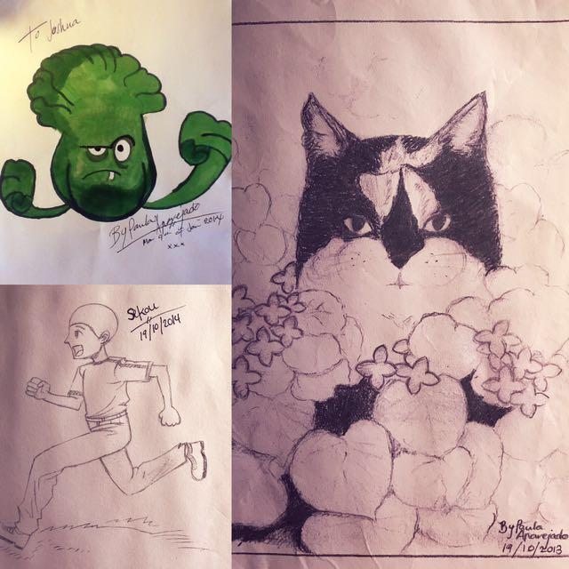 Paula Aparejado's Art Print
