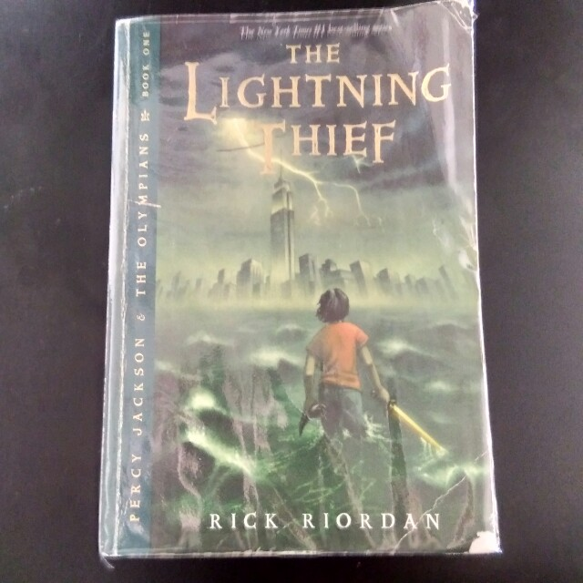 Percy jackson: Lighting thieft