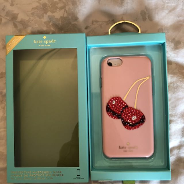 Pink Kate Spade Iphone Case 6/6s/7