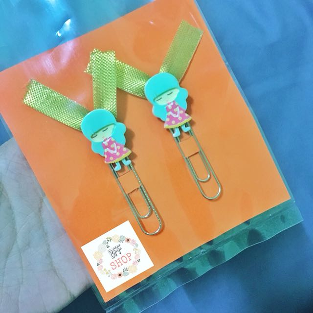 Planner Clips/Paper Clips