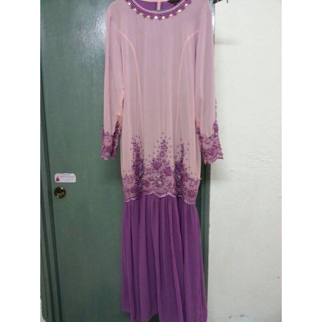 Plus Size Dress / Jubah