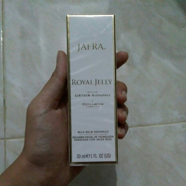 PRELOVED JAFRA Royal Jelly Milk Blm Advanced