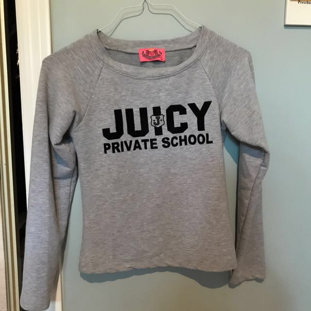 PRICE DROP Juicy Couture Long Sleeve