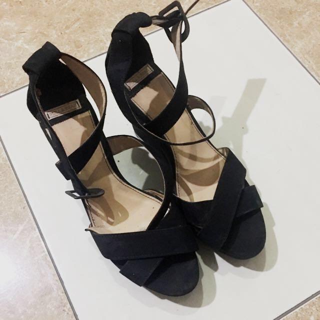 Pull & Bear Heels