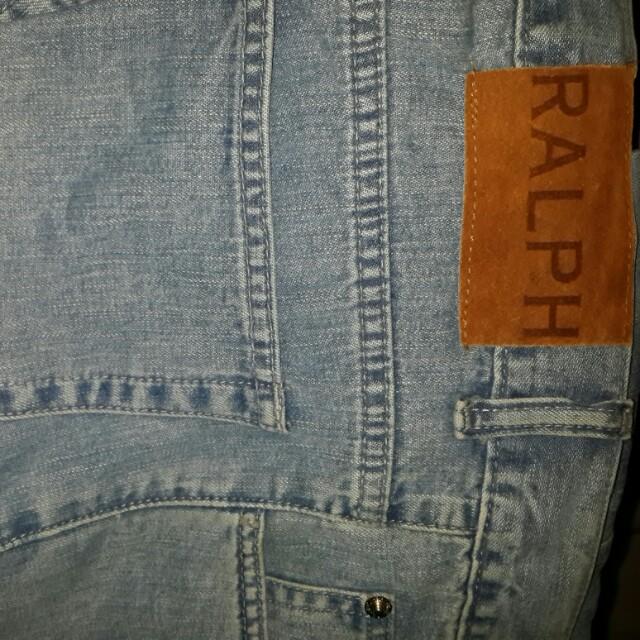 Ralph lauren jeans ori size 34