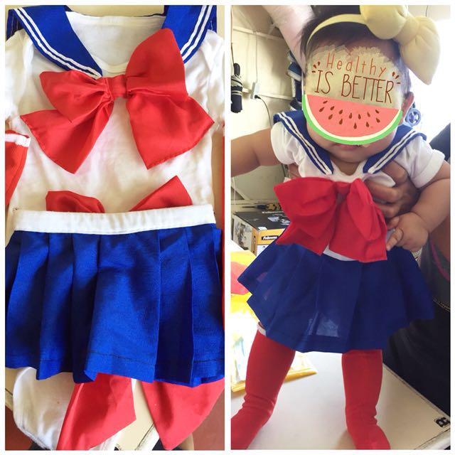 Sailormoon costume