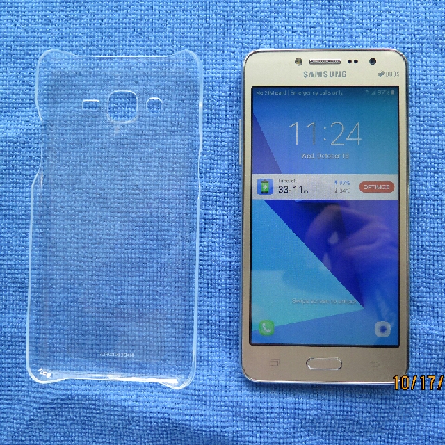 Samsung Galaxy J2 Prime (gold), Mobile Phones & Tablets, Mobile & Tablet Accessories on Carousell