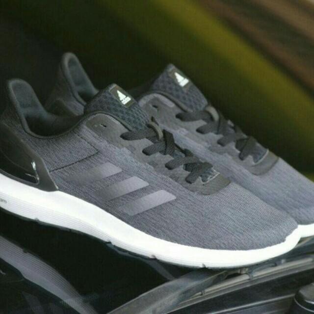 Sepatu Running Adidas Cosmic Original Bnwb Indonesia Grey Sepatu